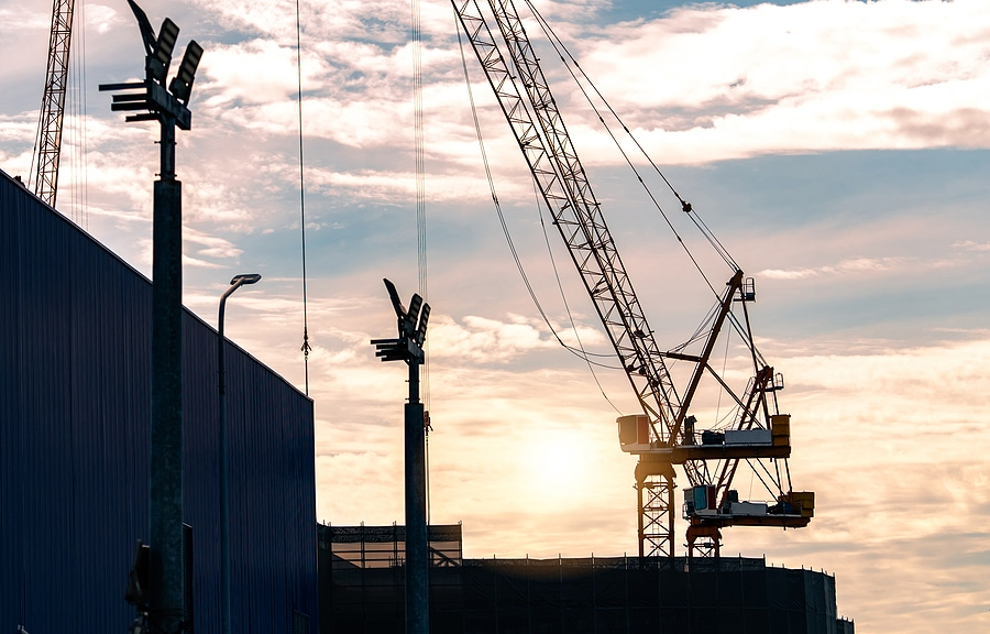 The UK Needs 217,000 New Construction Workers By 2025