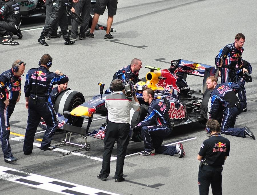 F1 Announces Apprenticeships To Improve Diversity
