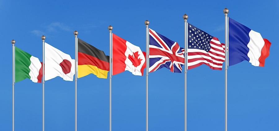 UK 'Lagging Behind' G7 In Green Jobs
